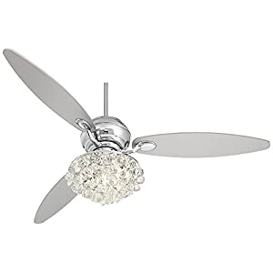 Ceiling Fans With Crystals