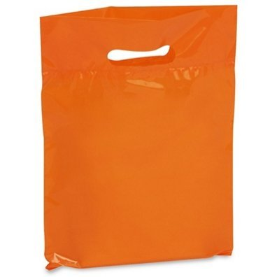 NEW - Extra Thick 1.5mil - 50 Glossy Merchandise Bags, Retail Shopping Bags, 9