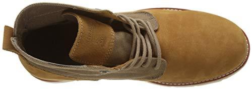 Marrone Uomo 26 Desert Boots Light Jax Light Levi's Brown Stivali nUwqgYzf