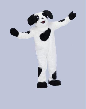 Sheep Dog Mascot Complete]()