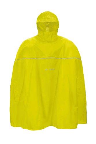 Vaude Kinder Regenjacke Grody, Lemon, M, 3937