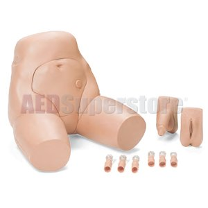 Laerdal 375-21001 Interchangeable Catheterization and Ene...