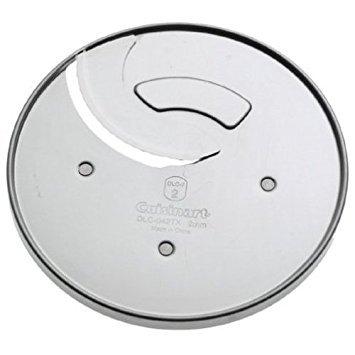 - Cuisinart DLC-042TX-1 Thin Slicing Disc for Food Processor, 2mm