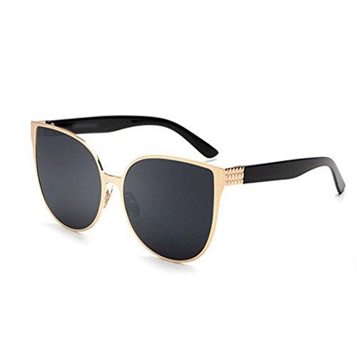 43454542c5 Venta caliente 2018 ANHPI Gafas De Sol Polarizadas Marco Redondo De Metal  Para Mujer Cómodo Protección