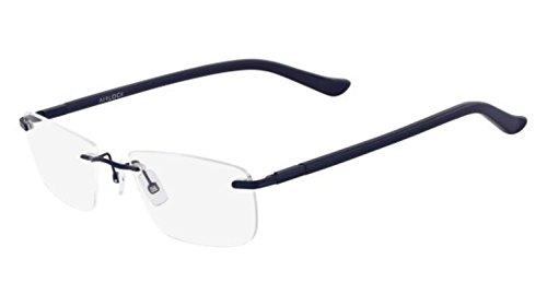MARCHON AIRLOCK Eyeglasses AIRLOCK TRIUMPH 200 424 Blue 55MM