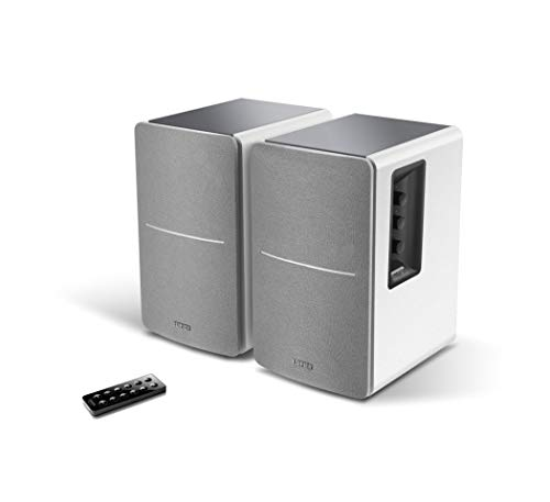 Edifier Studio luidsprekersysteem Met Bluetooth en digitale ingangen. wit