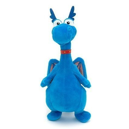 mejor precio Disney Store Disney Jr. Jr. Jr. Doc McStuffins 8 1 2 Stuffy Plush Dragon Doll by Disney Interactive Studios  protección post-venta