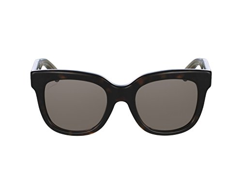 Gucci sunglasses GG 3748/S YU8CO Acetate Havana Brown Gradient by Gucci
