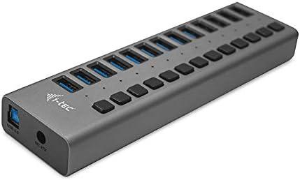 I Tec Usb 3 0 Charging Hub 13 Port Mit Externem Elektronik
