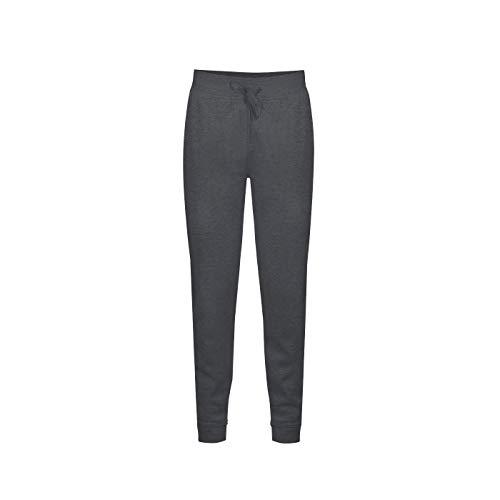 Badger Sport Women's Small Charcoal Fleece Jogger Sweatpants
