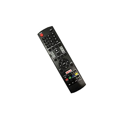 Easy Replacement Remote Control fit for Sharp LC-43LE653U LC-43UB30U LC-50UB30 LC-50UB30U LC-46SV50U AQUOS LCD LED HDTV HD TV