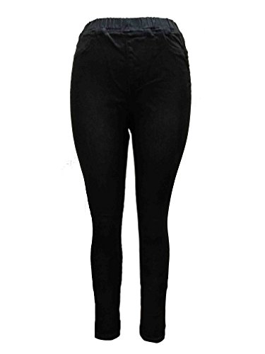 Jeans Crisp Denim Skinny Sugar Noir Femme wq6F5Yf