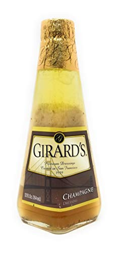 Andre Champagne - Girard's Champagne Dressing, 12 oz