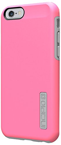 online store 3a2c5 81b48 iPhone 6/6s Case, Incipio [Hard Shell] [Dual Layer] DualPro Case for iPhone  6/6s-Bubble Gum Pink