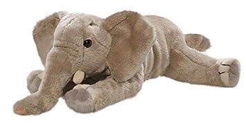 Carl Dick Peluche - elefante acostado (felpa, 20cm) [Juguete] 2943