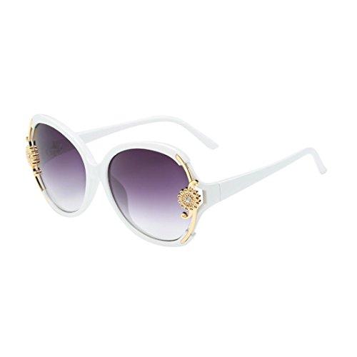 F Polarizadas Gafas De Marco UV400 ProteccióN Sol Keepwin Mujer Grande Oversized vCxPq