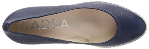 40980 Pacifico Blue Closed Gadea Ginger Pacifico Toe Womens Heels 5xSnnq4a