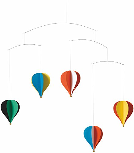 Hot Air Balloon Mobile - 3