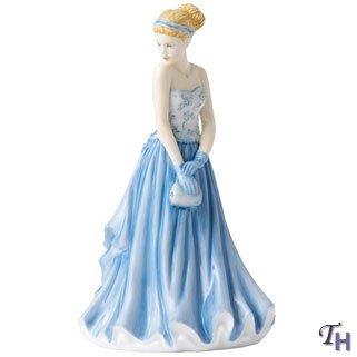 (Royal Doulton Ladies Figurine Kate 5.5