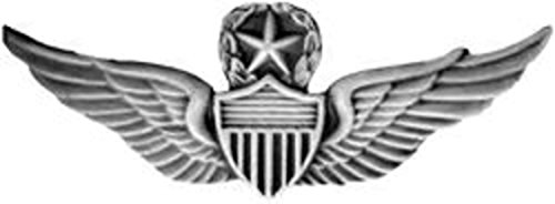 US Army Master Aviator Wings Pin (2 1/8