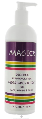 Lotion-Oil/Fragrance Free Magick Botanicals 16 oz Liquid by Magick Botanicals