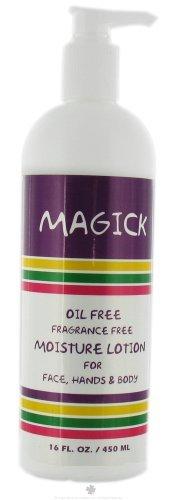- Lotion-Oil/Fragrance Free Magick Botanicals 16 oz Liquid