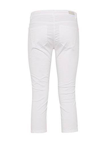 Femme Tom Cropped White Tailor Pantalon Slim Alexa F6nOwfnpXq
