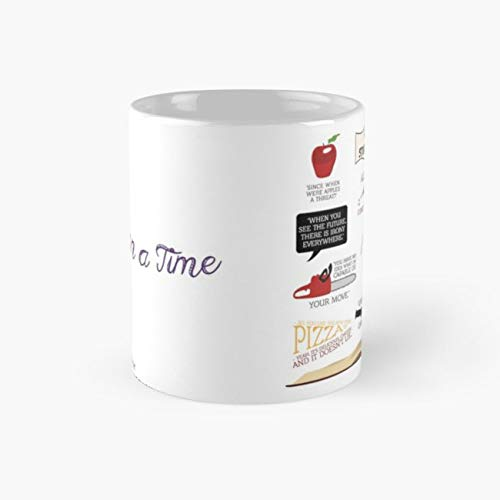 Magic Always Comes With A Price 110z Mugs