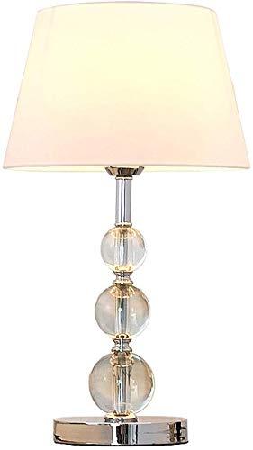 Lámpara de Noche Lámparas de mesa escritorio blanco dormitorio ...