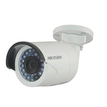 Hikvision DS-2CD2020F-I - Cámara IP Formato compacta IR