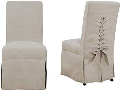 Picket House Furnishings Hayden Parsons Dining Chair Set Natural