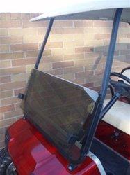 Club Car DS (2000+) Acrylic Split Windshield - (Acrylic Windshield)