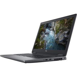 "Dell Precision 7730 VR Ready 1920 X 1080 17.3"" LCD Mobile Workstation with Intel Core i7-8850H Hexa-core 2.6 GHz, 16GB RAM, 512GB SSD"
