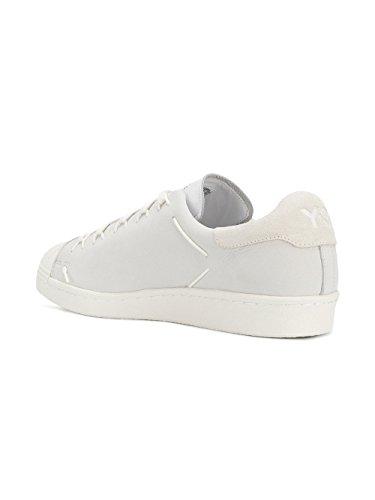 ADIDAS Y-3 YOHJI YAMAMOTO Damen AC7404 Weiss Leder Sneakers