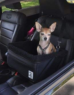 Dogs Out Doing Small Dog Car Booster Seat
