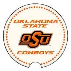 コースティング&ホスティング吸収性カーコースター NCAA オクラホマ州立大学 カウボーイズ   B079WRLS7P