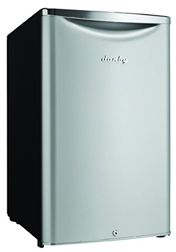 Danby DAR044A6DDB 4.4 cu.ft. Contemporary Classic Compact All Refrigerator, Iridium Silver Steel by Danby (Image #6)