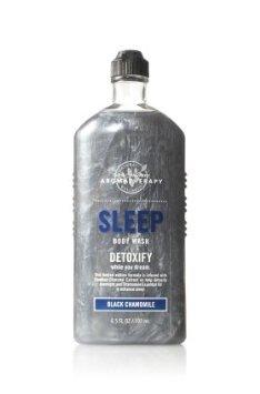 Bath & Body Works Aromatherapy Sleep - Detoxify - Black Cham