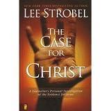 The Case For Christ by Lee Strobel - Mass Media Paperback