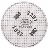 2291 Advanced Particulate Filter- P100 100/Case, Sold As 1 Package, 2 Each Per Package