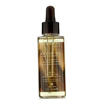 Alterna Bamboo Smooth Pure Kendi Treatment Oil (For Thick & Coarse Hair) 50Ml/1.7Oz by Alterna
