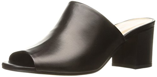 Brie Charles Women's Slide Black Sandal David Yq6g6znf