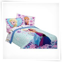 Disneys Frozen Warm Heart Twin/Full Comforter hot new design! by Disney