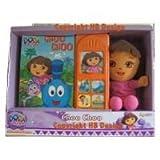 Dora the Explorer: Choo Choo Play-a-Sound Book and Cuddly Dora