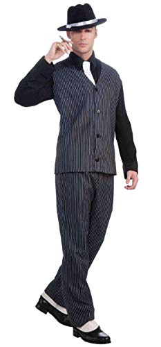 Forum Novelties Men's Roaring 20's Pinstripe Suit Gangster