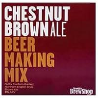 Brooklyn Brewshop - Chestnut Brown Ale 1 Gallon All-Grain Recipe Kit
