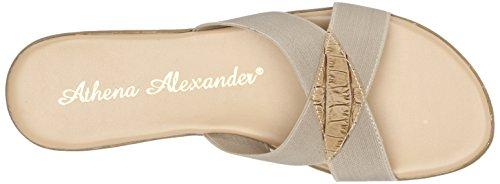Athena Sandal Cherise Alexander Women Beige Dress rxrAq