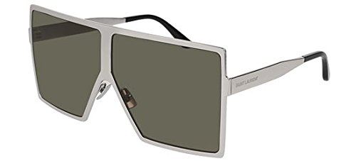Yves Saint Laurent Oversized Sunglasses - 2