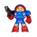 starcraft the board game - Heros of the Storm Mystery Minis: Patriotic Raynor