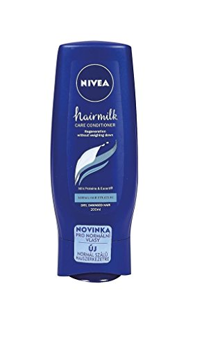 Nivea Hairmilk Conditioner 200 ml / 6.8 fl oz ()